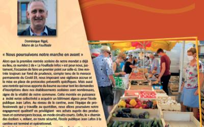 La Fouillade Infos – Septembre