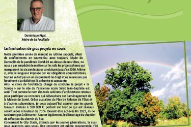 La Fouillade Infos – Avril