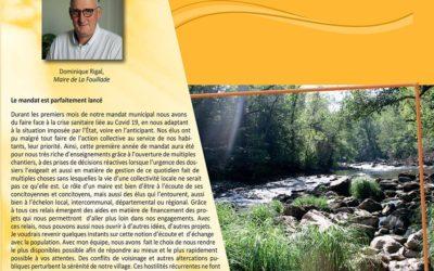 La Fouillade Infos – Juillet 2021